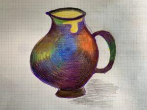 色彩自然学「器」